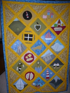 Dulcie's Cornish Quilt